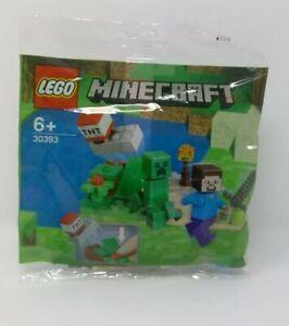 LEGO 30393 Minecraft Steve and Creeper Poly Bag