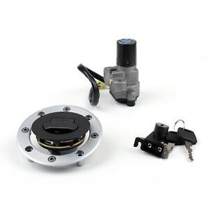 Ignition-Switch-Lock-amp-Fuel-Gas-Cap-Key-Set-Pour-Suzuki-GSF250-GSF400-Bandit-FR