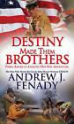 Destiny Made Them Brothers by Andrew J. Fenady (Paperback, 2013)