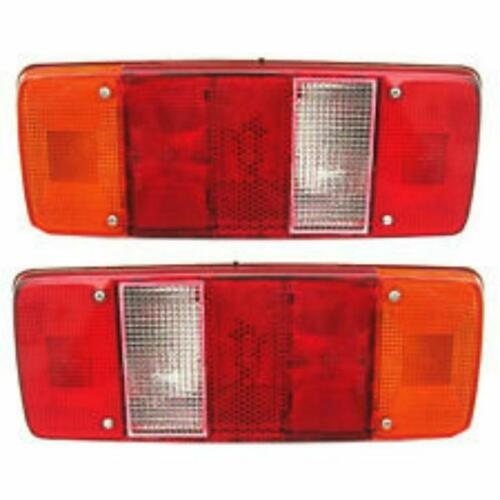 New JCB Fastrac Tail Rear Light Lamp With 12V Bulbs replacement /%#