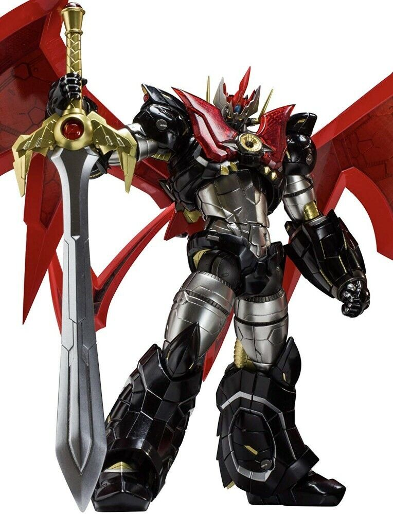 NEW Sentinel RIOBOT Mazinkaiser Non-scale Painted Action Figure from Japan F S