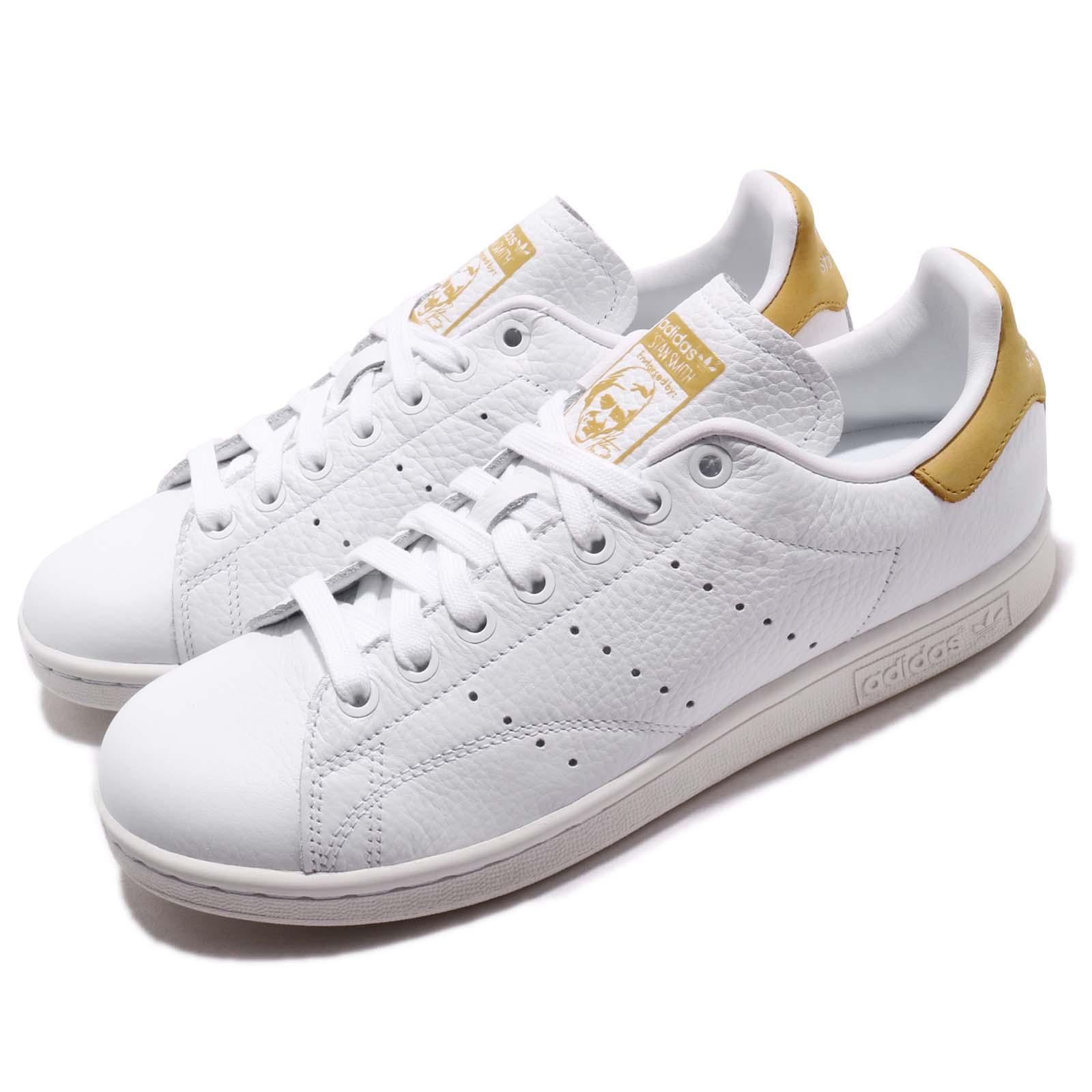 Adidas Originals Stan Smith blanc Raw Ochre Men Casual chaussures baskets BD7437