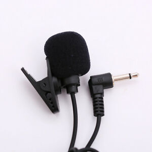 1m-Studio-Speech-Microphone-Mic-Clip-On-Lapel-Hand-free-for