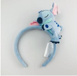 Disney Parks Cartoon Halloween party Holiday Christmas Minnie Ears Headband AAA9