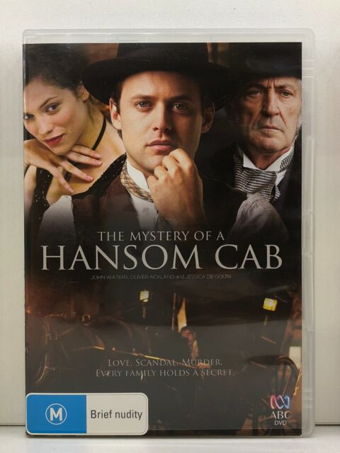 DVD - The Mystery Of A Hansom Cab - FREE POST #P2