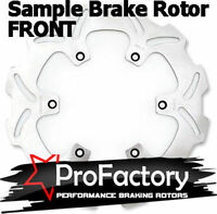 Suzuki Rm65 Rm 65 Front Brake Rotor Disc Pro Factory Braking 2003 2004 2005 on sale
