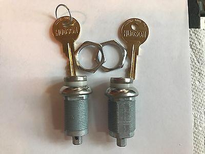 Locks-Hudson-ESP-Tool Box-Lock w//keys 1 Delta-Contico-Replacement-Truck-Toolbox