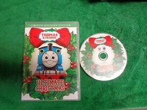 USED-DVD-Movie-Thomas-amp-Friends-Ultimate-Christmas-Limited-Holiday-Collect-L