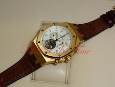 Audemars Piguet Royal Oak Jumbo Tourbillon Chronograph Y/G 25977BA.OO.D088CR.01
