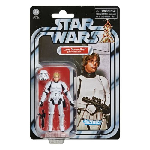 Star Wars The Vintage Collection Luke Skywalker Figure VC169 Stormtrooper