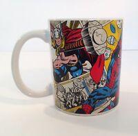 Marvel Comics Characters Tea/Coffee Mug - BonbonBuddies