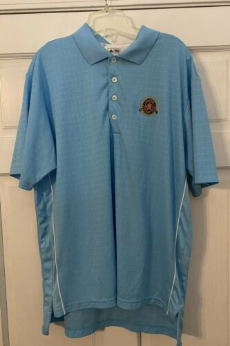 Mens Adidas Atlanta Athletic Club Polo Golf Shirt
