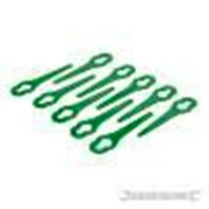 CLIP-ON-MOWER-amp-STRIMMER-PLASTIC-BLADES-FOR-BOSCH-QUALCAST-amp-MANY-OTHER-MAKES