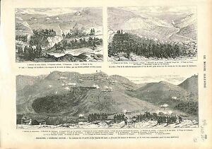 21. Guerra Carlista Carlist War Espana Spain Carlismo Somorrostro OLD PRINT 1874 - France - ANTIQUE PRINTGRAVURE 100 % DÉPOQUE 1874 PORT GRATUIT EUROPE A PARTIR DE 4 OBJETS BUY 4 ITEMS AND EUROPE SHIPPING IS FREE Il s'agit d'un fragment de page originale avec texte au dos qui n'a rien voir avec l'image, il ne s'agit pas d'une reproduct - France