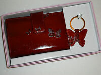 Lord & Taylor Genuine Leather Butterfly Wallet