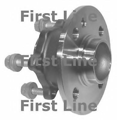 Wheel Bearing Kit fits MINI COOPER 1.6 Rear 2006 Firstline 33416774944 Quality