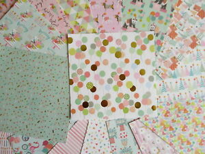 "IT/'S A BOY by First Edition PAPERS baby 16 SHEETS 6x6/"" SCRAPBOOK PAPER"
