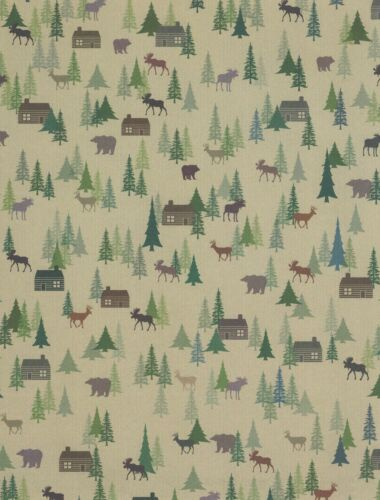 "/""Moose /& Deer/"" 8.5 x 11 Paper Pizazz Hot Off The Press"