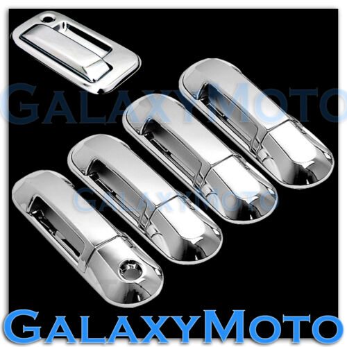 06-10 FORD EXPLORER SPORT TRAC Chrome 4 Door Handle W//O PSG KH+Tailgate Cover