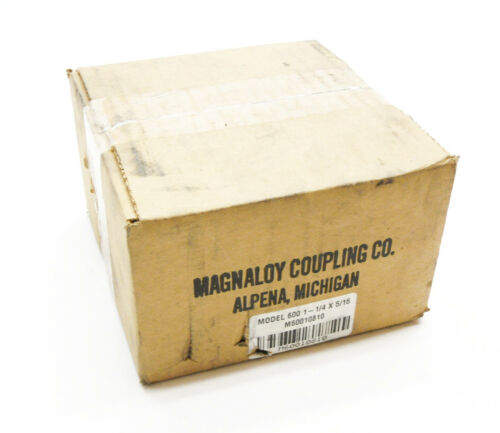 SEALED MAGNALOY COUPLING MODEL 600 114 X 516 M60010810