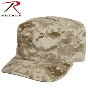 f2f11b0cb4eb0 Image is loading USMC-Marine-Desert-Digital-Camo-Military-Army-Patrol-