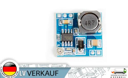Micro Step-Down régulateur de tension de 4,75-24v est 1-15 V pour Arduino Raspberry pi
