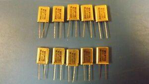 10PCS-ECX-1287-38-00053MHZ-ECLIPTEK-CRYSTAL-OSCILLATOR-38-00053MHZ