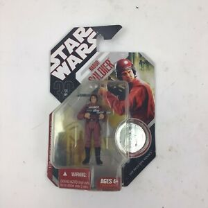 Star Wars Naboo Soldier New In Package Ages 4+