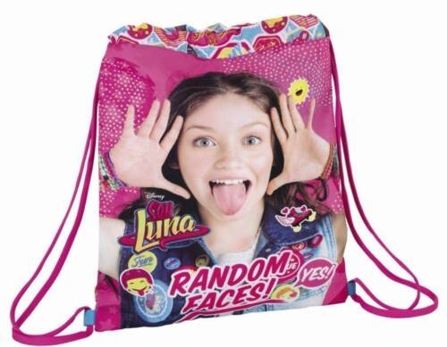 Disney Soy Luna Sportbeutel Turnbeutel Schuhbeutel Gymbag Sporttasche Beutel Bag
