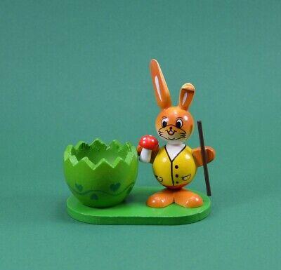 2x Warmhalten Eichhörnchen Servieren Eierbecher mit Haube Eierhaube Weiß Keramik