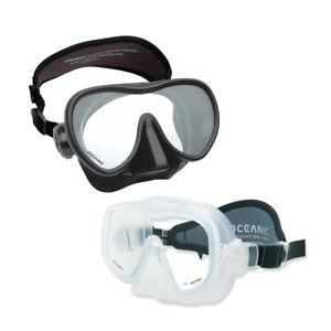 Oceanic Shadow Mini Tauchmaske - rahmenlose Einglasmaske