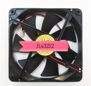 20For Yate Loon D14BH-12 Fan DC 12V 0.70A 2pin 140*140*25mm #JIA