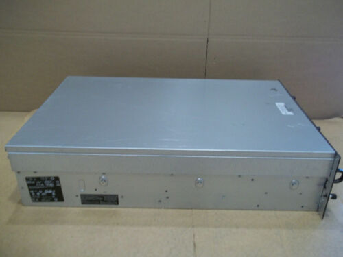 Dell PowerEdge 6850 Server 4x2.6GHz DC Xeon CPUs 16GB 3x73GB 15K SAS RAID Perc5