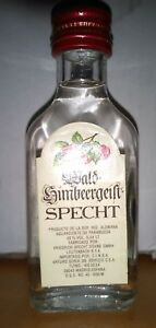 botellita-Specht-wald-himbeergeift-frambuesa