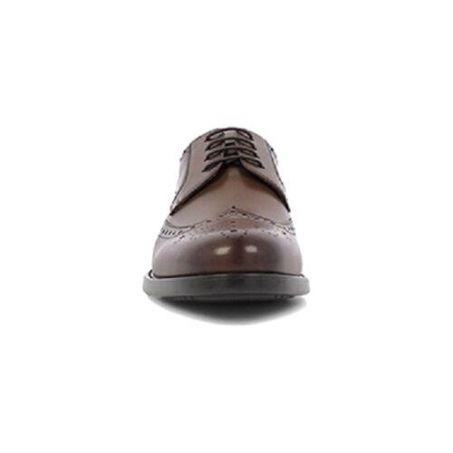 Men/'s Shoes Florsheim Midtown Wingtip Oxford Cognac Leather Comfort 12139-221