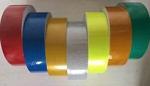 High-Quality-High-Intensity-Vis-Viz-Reflective-Tape-Vinyl-Self-Adhesive-Choose