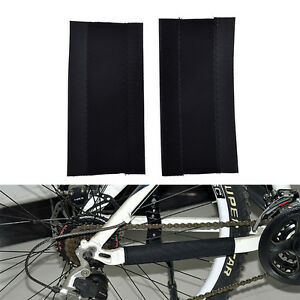 Chainstay /& Frame Protector Scratch Protector Chain Stay Fork Road Bike Bicycle