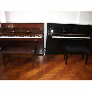 Kawai-Yamaha-Upright-Exam-piano-excellent-sound-amp-touch-quality-Very-new