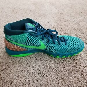 6106ff52f57a Image is loading NIKE-KYRIE-IRVING-1-AUSTRALIA-TEAL-EMERALD-705277-