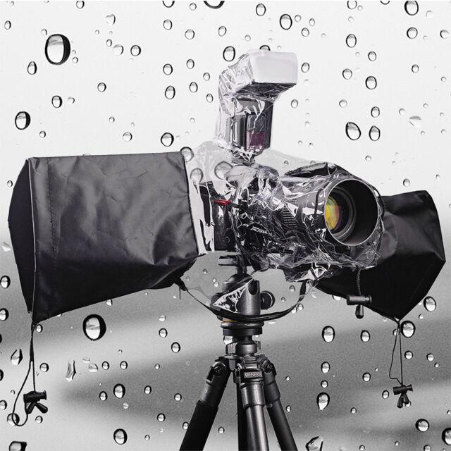Pro Waterproof Rain Cover Protector Camera Case for Nikon/Pentax/Canon DSLR SLR