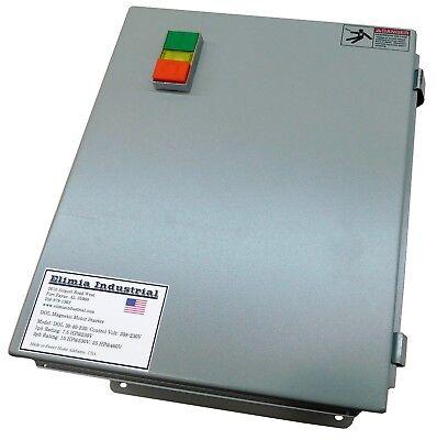 Elimia DOL 12-18-120N4 Motor Starter 120V 12-18 Amp 5HP @ 230V or 10HP @ 460V