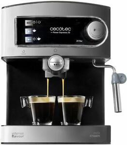 Cecotec-Power-Espresso-20-Cafetera-Presion-20-Bares-Deposito-de-1-5L-Vaporizador