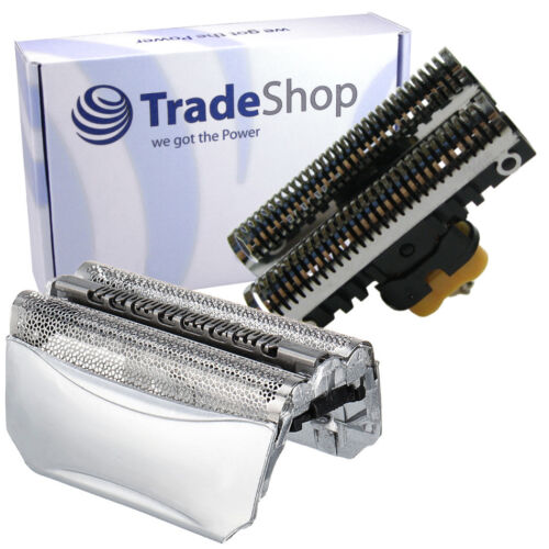 Klingen für Braun 65644700 Typ 5644 Kombipack Scherfolie Activator 8590