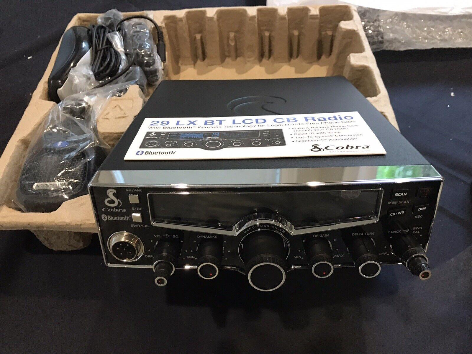 Cobra 29 LX BT - ASYMOD - Hi-Fi STUDIO MODULATION UPGRADE. Available Now for 425.00