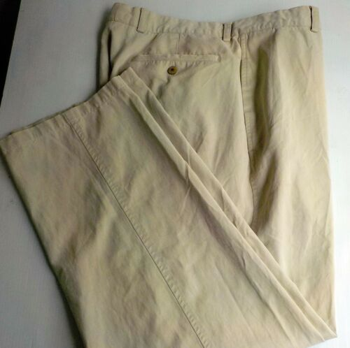 TOMMY BAHAMA Relax Cotton Blend Flat Front Pants I