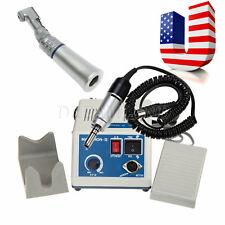 New Listingmarathon Dental Lab Electric Micromotor Polishing Contra Angle Usa