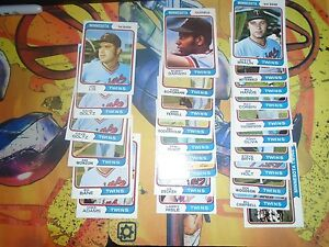 1974-1975-Topps-Baseball-Twins-Lot-46-Cards-Poor-Ex-Cond