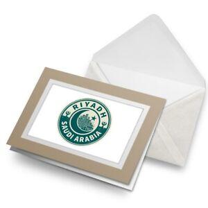 Greetings-Card-Biege-Saudi-Arabia-Green-Riyadh-Travel-7442