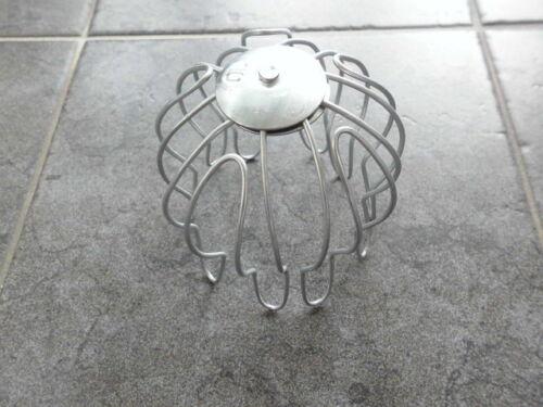Rinnensieb verzinkt Laubfangsieb passend f alle Abflußrohre 87mm Durchmesser L