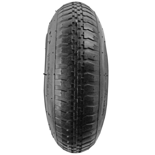 Wheelbarrow Wheel Inner Tube and Barrow Tyre 3.50-8 Rubber Innertube
